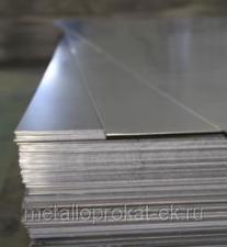 Лист алюминиевый 11 АМГ6