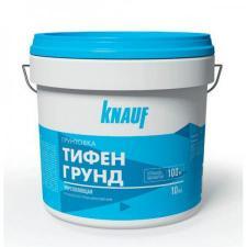 Кнауф (Knauf) Кнауф Тифенгрунд (10кг) грунтовка универсальная глубокого проникновения