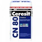 Ceresit (Церезит) Церезит CN80 Выравнивающая смесь для пола 10-80мм (25кг)