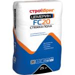 СтройБриг Стройбриг Стяжка пола Цемерин FC30 (25кг)