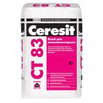 Ceresit (Церезит) Церезит CT83 Клей для плит из пенополистирола (25кг)