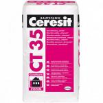 Ceresit (Церезит) Церезит CT35 Штукатурка декоративная Короед под окраску 3,5мм (25кг)