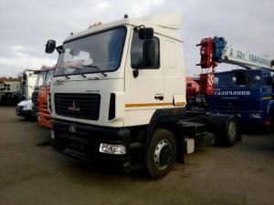 Сидельный тягач МАЗ 5440В5-8420-031