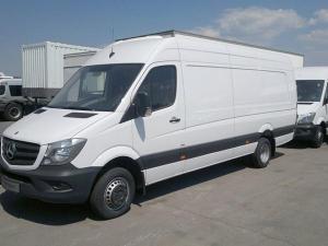 Mercedes-Benz Sprinter Van 515 CDI