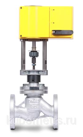 Клапан запорно-регулирующий КПСР серия 210 (аналог 25с947нж)