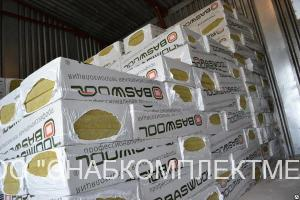 Басвул  ВЕНТ ФАСАД-80 (1200х600х50) 0,216 м3