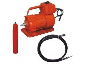 Вибратор-электропривод RedVerg RD-RE-1,5 кВт (комплект) ( +гибкий вал 3м +вибробулава 51 мм)