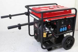 Генератор бензиновый RedVerg RD-G12500E3