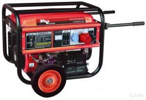 Генератор бензиновый RedVerg RD-G8000EN3