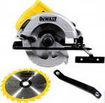 Пила дисковая электрическая DeWalt DWE550