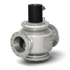 Клапаны газовые ВН электромагнитные двухпозиционные, стальной корпус, фланцевые