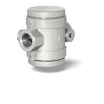 Фильтры газовые ФН, алюминиевый корпус, муфтовые, Pmax 6 бар