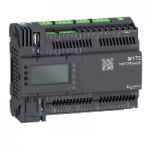 ПЛК М172, дисплей, 42 I/O, Eth, 2 MB Schneider Electric TM172PDG42R