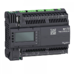 ПЛК М172, дисплей, 28 I/O, Eth, 2 MB Schneider Electric TM172PDG28R