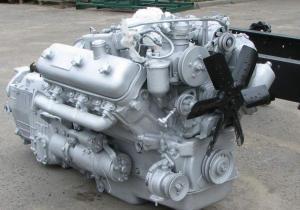 Двигатель ЯМЗ-236М2 после капитального ремонта