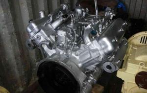 Двигатель МЗ-238М2 после кап.ремонта