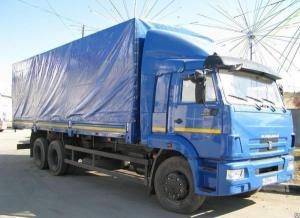 Бортовой грузовик КАМАЗ 65117-776010-19 (L4)