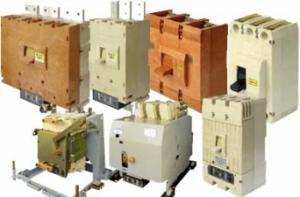 Выключатели серии АВМ, АВ2М и Электрон