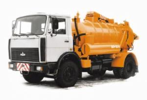 Коммунальная техника: вакуумные и илососные машины, мусоровозы, дорожная техника