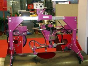 Портативные газорезательные машины для резки труб и металлопроката
