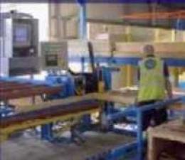 Линии производства каркасно-панельных домов