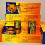 ЗОЛОТОЙ ОЛЕНЬ - ШЭНЖУНСАНШЭНЬБАО натуральный препарат для мужчин HEN RONG SAN SHEN BAO 10 ШАРОВ