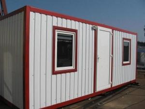 Блок-контейнеры, модульные (мобильные здания)