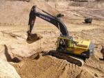 Песок строительный карьерный, речной (намывной) с доставкой по г. Ростов-на-Дону