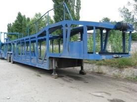 Продается полуприцеп-автовоз ВЗТМ-9463.06