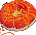 """Тюбинг """"Сочный апельсин"""" 110см. (51955)"""