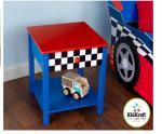 """Прикроватный столик """"Гоночная машина"""" (Race Car Side Table) KidKraft (Кидкрафт) (76041_KE)"""