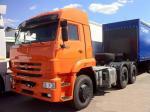 Седельный тягач КАМАЗ 6460 -26001-73 ( Евро 4)