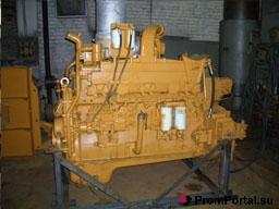 Ремонт дизельных двигателей Komatsu, Caterpillar, Cummins