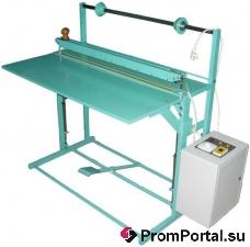 Изготовление пакетов Оборудование для сварки полиэтиленовой пленки
