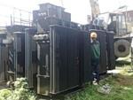 Трансформатор силовой. Покупка, демонтаж и утилизация, силами наших специалистов.