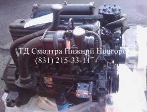 Двигатель Д245.9Е2-257 ММЗ на автомобиль  ЗиЛ в Нижнем Новгороде