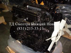 """Двигатель Д245.7Е2-1807 ММЗ на автомобиль """"Валдай"""" в Нижнем Новгороде"""