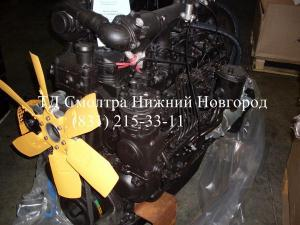 """Двигатель Д260.2-452  ММЗ на погрузчик  ТО-18Б3 ТО-28А """"Амкодор""""  в Нижнем Новгороде"""