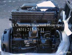 Двигатель Д245.7Е2-398  ММЗ на автобус ПАЗ в Нижнем Новгороде
