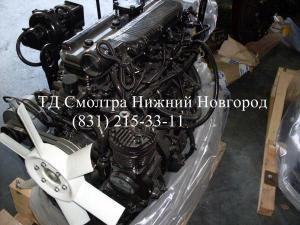 Двигатель Д245.7Е3-1049 ММЗ на автомобиль ГАЗ-3309 Е3 в Нижнем Новгороде