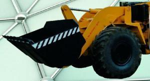 Фронтальный погрузчик ПФ-1 (г/п-5т, ковш-2,5 куб.м.) к тракторам К-700, К-701, К-702, К-703