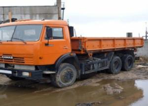 КАМАЗ-55102-12-15
