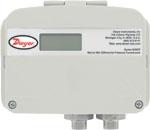 Датчик дифференциального давления для воздуха и жидкости WWDP от Dwyer