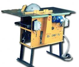 Станок деревообрабатывающий комбинированный рейсмусный ДОС-280/400ПСР-А (производство