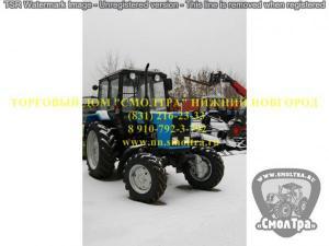 Трактор МТЗ-82,1 новый купить в Нижнем Новгороде (Сборка Минск)