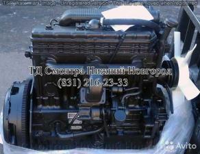 Двигатель Д-245-27 (ТО-18Д) с ЗИП ММЗ