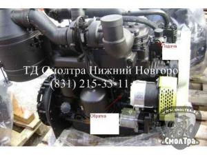 Двигатель Д 245-06 (МТЗ-1020,1025) 105 л.с. ММЗ