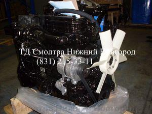Двигатель Д 245.7-628 (ГАЗ-3309) 122л.с. ММЗ