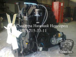 Двигатель Д 245.7Е3-1049 (ГАЗ-33081,3309)Евро-3,122 л.с. ММЗ