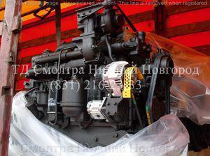 Двигатель Д 260.4S2-485 (МТЗ-2022) с ЗИП ММЗ